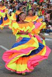 Dancers in a fiesta in Cartagena, Colombia Stock Photo