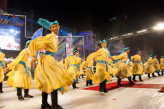 dancers malaysian στοκ εικόνα με δικαίωμα ελεύθερης χρήσης