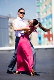 Dancing Royalty Free Stock Photography
