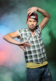 dancing Fotografía de archivo libre de regalías