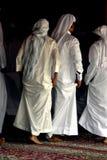 Dancing arabo Immagine Stock Libera da Diritti