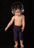 Dancing baby. stock image