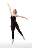 Dancing ballerina Royalty Free Stock Images