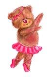 Dancing bear Stock Image