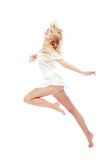 Dancing beauty Royalty Free Stock Photography