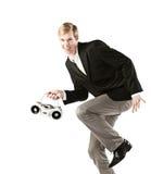Dancing boy Royalty Free Stock Photography