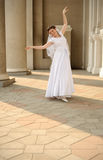 The dancing bride Royalty Free Stock Images