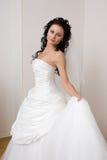 Dancing bride Stock Photo