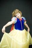 Dancing child Stock Photo