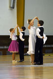 Dancing children Royalty Free Stock Photography