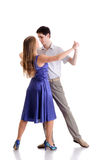 Dancing couple Royalty Free Stock Photos