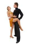 Dancing couple i Stock Photo