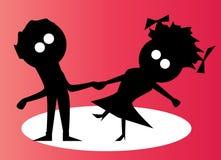Dancing Couple Stock Photography