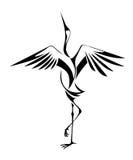 Dancing cranes 2 Stock Photography