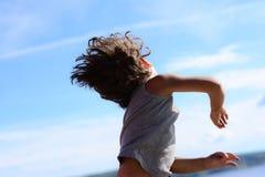 Dancing del ragazzo Immagine Stock Libera da Diritti