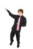 Dancing dell'adolescente immagine stock