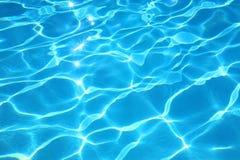 Dancing di Sun nell'acqua Immagine Stock Libera da Diritti