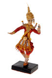 Dancing doll from India Stock Photography