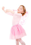 Dancing fairy Stock Images