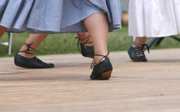 Dancing Feet 4926 Stock Photo