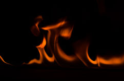 Dancing Fire 1 Stock Images