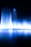 Dancing fountain Royalty Free Stock Images