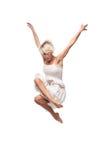 Dancing Girl Royalty Free Stock Photos