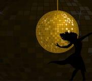 dancing girl ελεύθερη απεικόνιση δικαιώματος