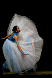 Dancing girls Royalty Free Stock Images