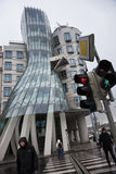 The Dancing House Royalty Free Stock Photo