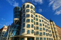 The dancing House, Buildings, Prague, Czech Republic Stock Photography