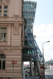The Dancing House_IV Royalty Free Stock Photography
