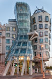 Dancing house Stock Images