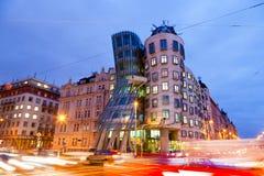 Dancing House, New Town, Prague, Czech republic Stock Photos