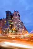Dancing House, New Town, Prague, Czech republic Stock Photography