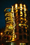 Dancing House in Prague Czech Republic Stock Photography