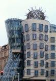 Dancing House, Prague Royalty Free Stock Photography