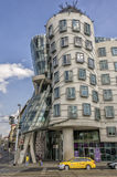 Dancing house, Prague, Czech Republic Stock Photos