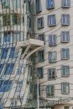 Dancing House, Prague, Czech Republic Royalty Free Stock Images