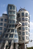Dancing house Prague Royalty Free Stock Images