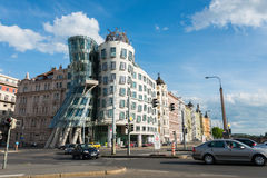 Dancing House Royalty Free Stock Images