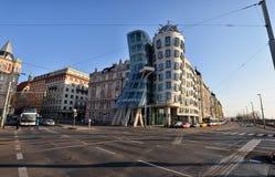 Dancing House, Prague Royalty Free Stock Images