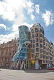 Dancing House, Prague Stock Images