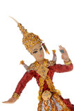Dancing indian doll Stock Image