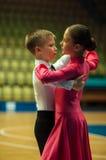 Dancing kids Royalty Free Stock Photos