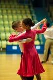 Dancing kids Stock Photo