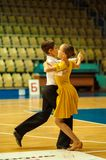 Dancing kids Royalty Free Stock Image
