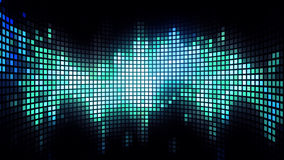 Dancing Light Grid Background. Abstract colorful led screen background for party,holidays,fash ion,dance and celebration. 8K Ultra HD Resolution at 300dpi Vector Illustration
