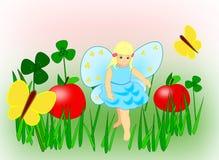 Dancing little Fairy Stock Image