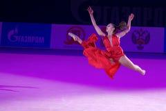 Dancing Margarita Mamun, Russia Royalty Free Stock Image